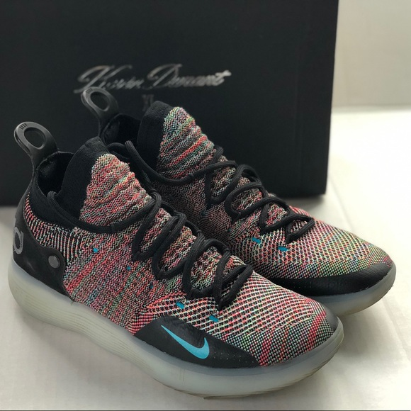 Nike Shoes   Nike Kd 1 Multicolor Mens